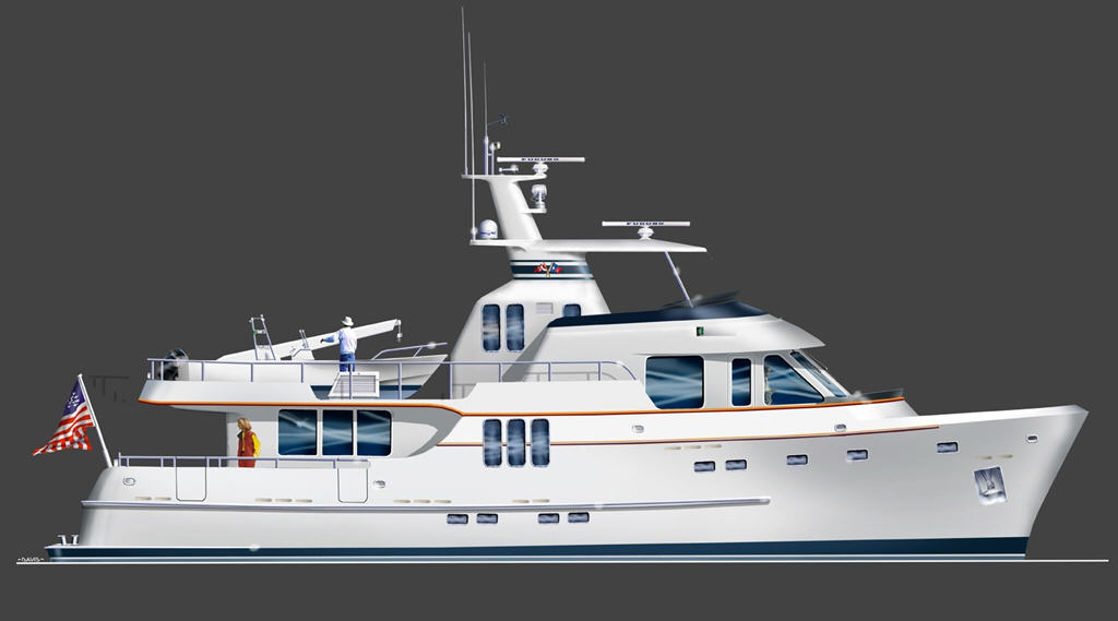 Welcome to Seaton Yachts - Custom Built Trawler Yachts & Ships by
